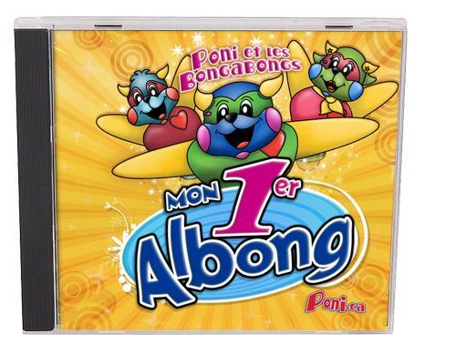 Cd-Mon premier Albong